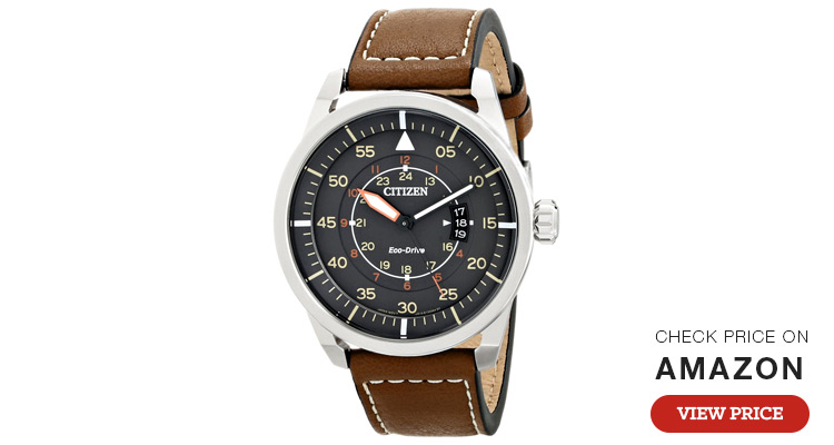 Citizen Eco Drive Military Time Watch